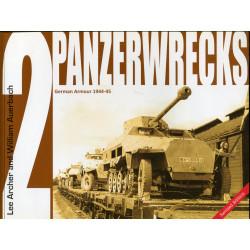Panzerwrecks 2: German...