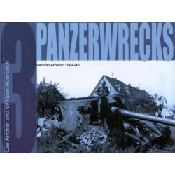 Panzerwrecks 3: German...