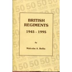 British Regiments 1945-1995