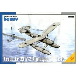 Arado Ar 231 V-2 prototype