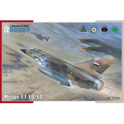 Dassault Mirage F.1 EQ/ED