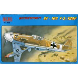 Messerschmitt Bf-109 F-2/Trop