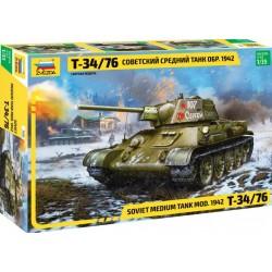Soviet Medium Tank T-34/76...