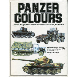 Panzer Colors, Vol. 1:...