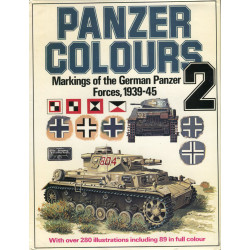 Panzer Colors, Vol. 2:...