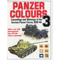 Panzer Colors, Vol. 3:...