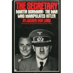 The Secretary: Martin...